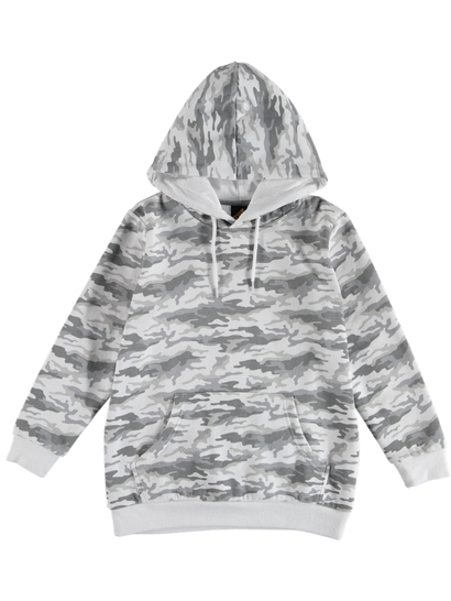By Mnm Pullover Hoodie - Print Front