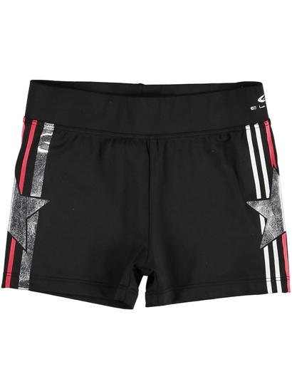 Toddler Girls Elite Bike Short