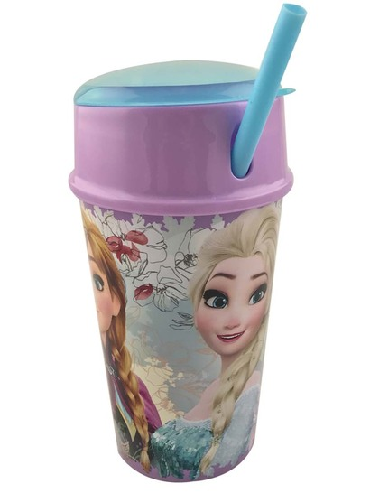 Frozen Snack And Cup