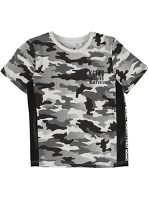 Toddler Boys Fashion Tee
