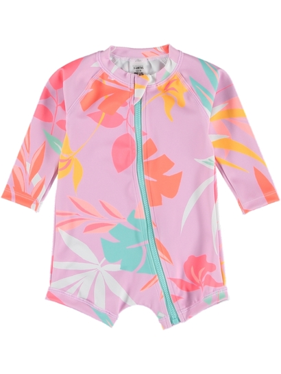 Baby Bonds Swim Zip Suit