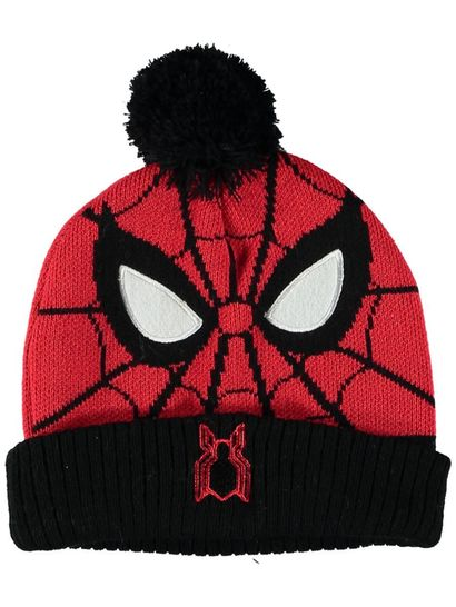 Boys Spiderman Beanie