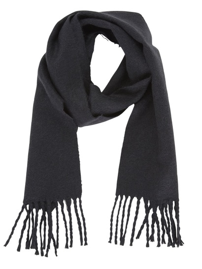 BLACK KIDS SCARF