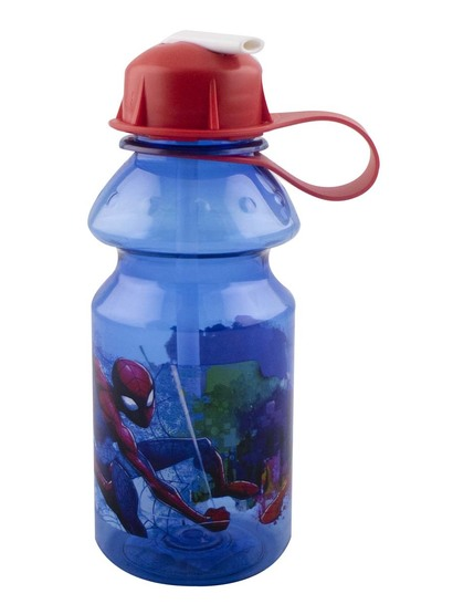 SPIDERMAN TRITAN BOTTLE - BPA FREE