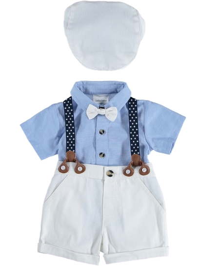 Baby Outfit Set 5Pc