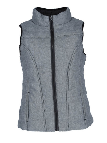 Plus Elite Space Dye Gilet Womens