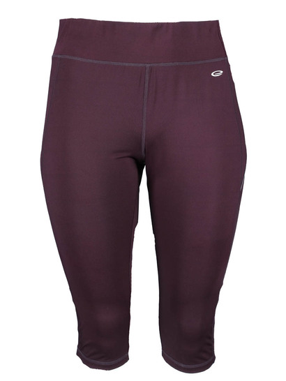 Plus Womens Fashion Active Crop