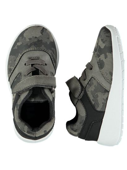 Toddler Boy Camo Runner