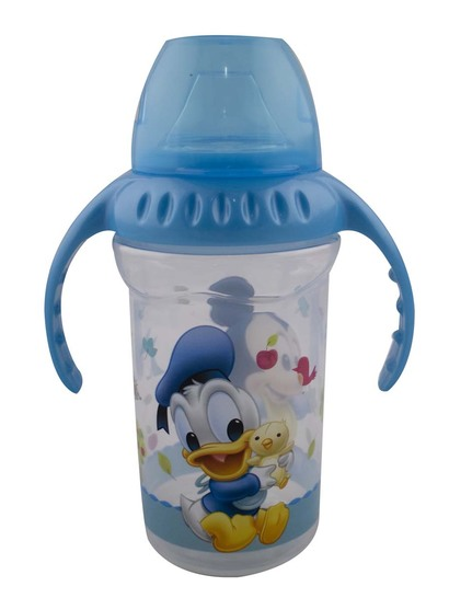 Mickey Mouse Silicone Sipper 330Ml