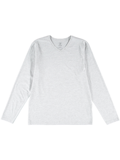 Long Sleeve Organic Tee