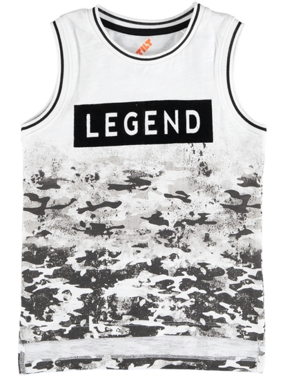 boys Fashion Tank