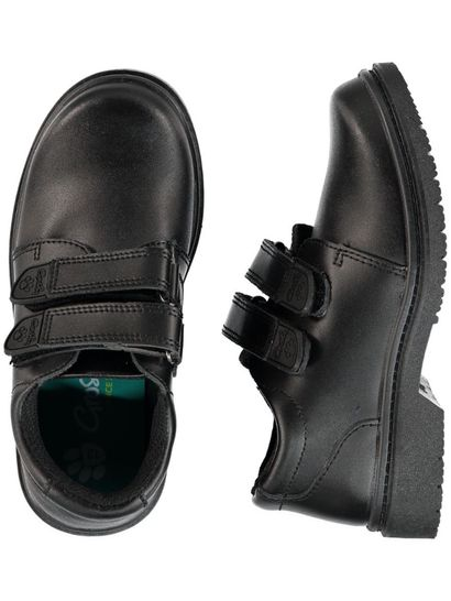 Hudson Boys School Shoe