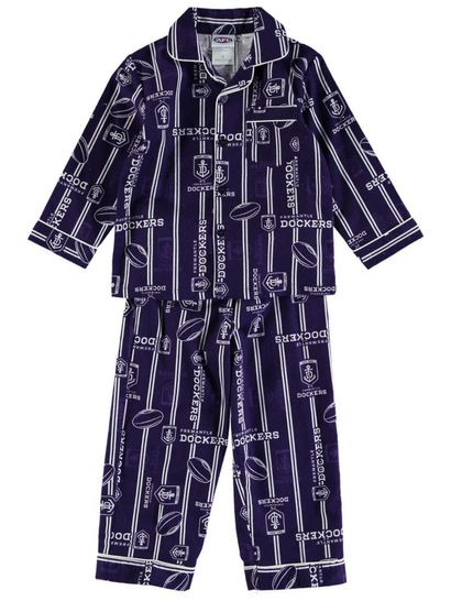 Toddler Afl Flannel Pyjama