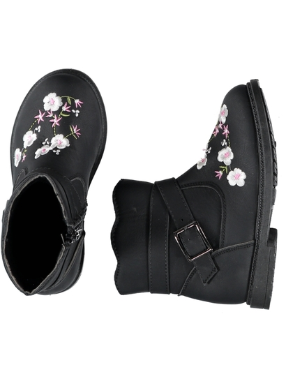 Toddler Girl Flower Boot