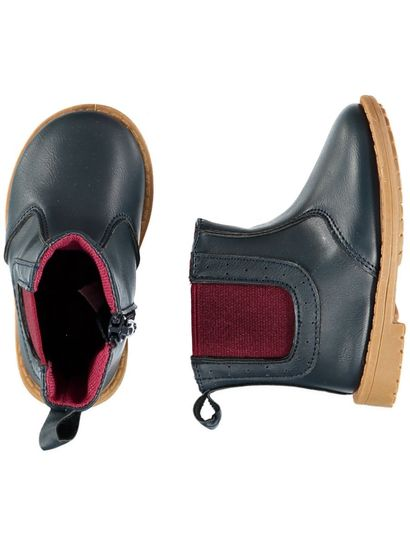 Baby Boy Hard Sole Chelsea Boot