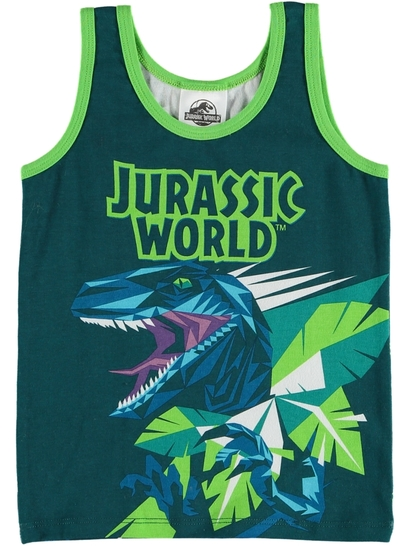 Boys Jurassic World Vest