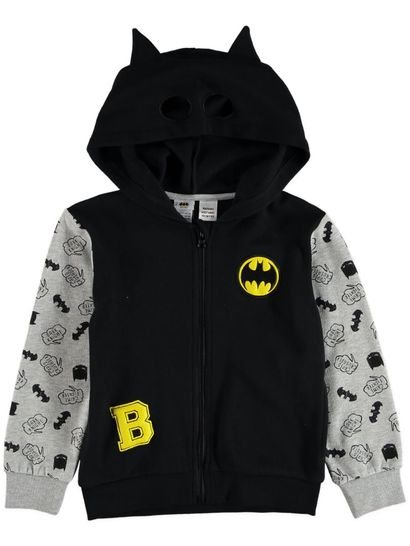 Boys Batman Hooded Jacket