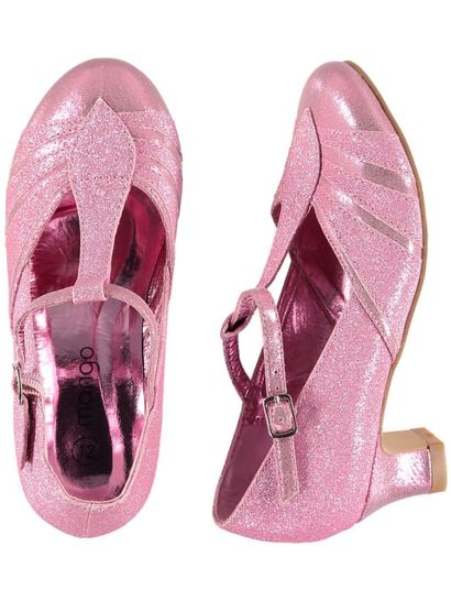 Girls Mary Jane Dance Shoe