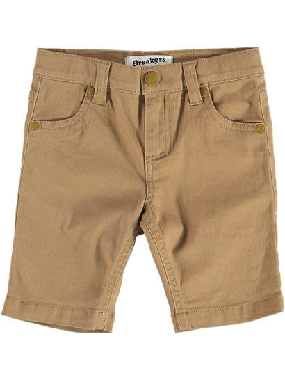 Boys Colour Denim Short