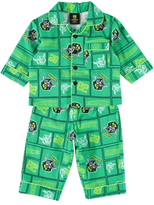 Toddlers Nrl Flannel Pjs