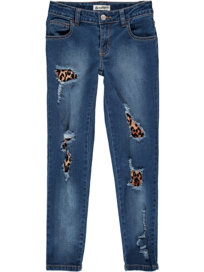 Girls Animal Jean