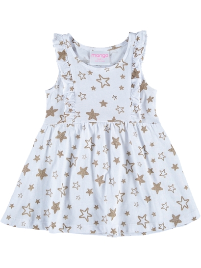 Toddler Girls Riffle Dress