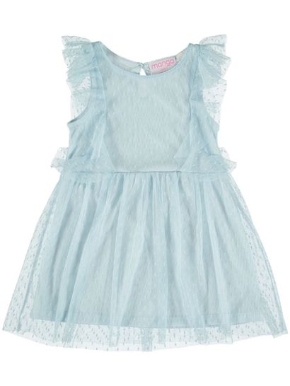 Toddler Girl Hail Spot Dress