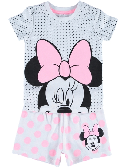 Bb Pj Minnie Mouse