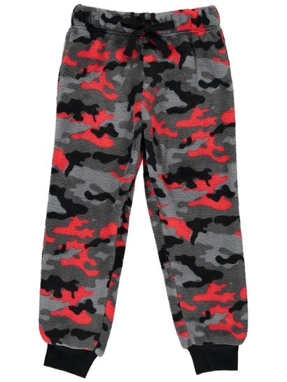 Boys Coral Fleece Pant