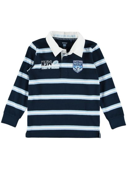 Youth Soo Rugby Top