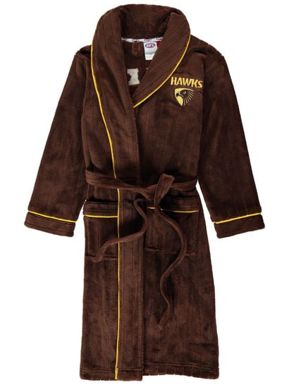 Youth Afl Dressing Gown