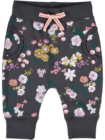 Baby Print Fleece Track Pants