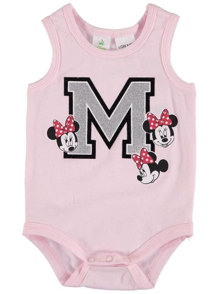 Baby Bodysuit Minnie Mouse | Tuggl