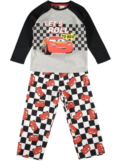 Boys Cars Pyjama Set