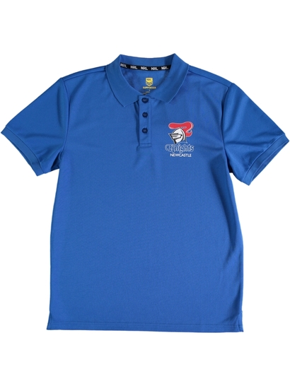 Mens Sp Nrl Mesh Polo