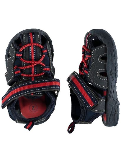 Baby Boy Hard Sole Walker Sandal
