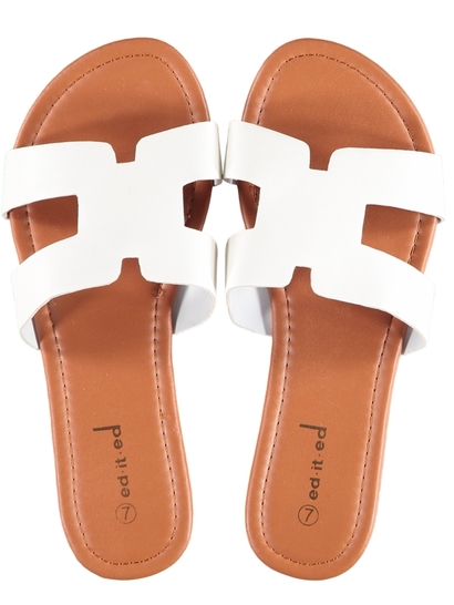 Women Cross Over Side Sandal