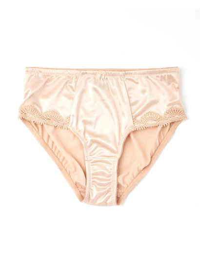 SATIN MAGGIE FULL BRIEF WOMENS