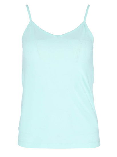 Plus Basic Scoop Neck Cami Womens