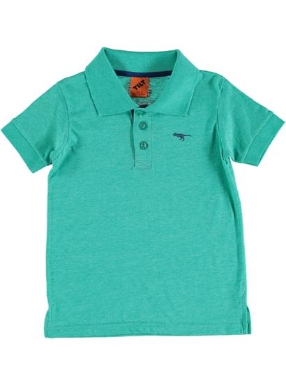Toddler Boy Short Sleeve Polo
