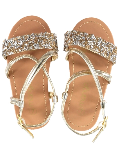 Toddler Girl Multi Strap Sandal