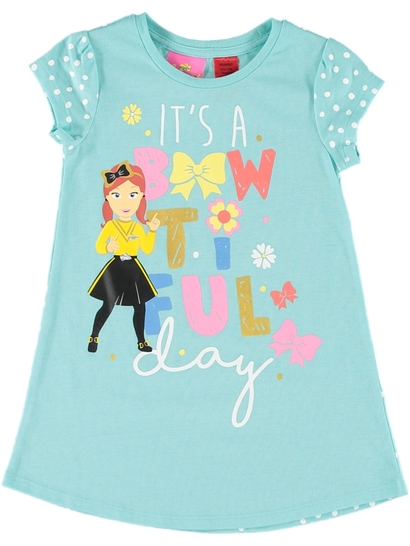 Girls Wiggles Nightie