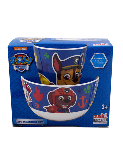 Paw Patrol Cup And Bowl Set