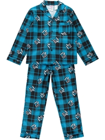 Youth Afl Flannel Pjs