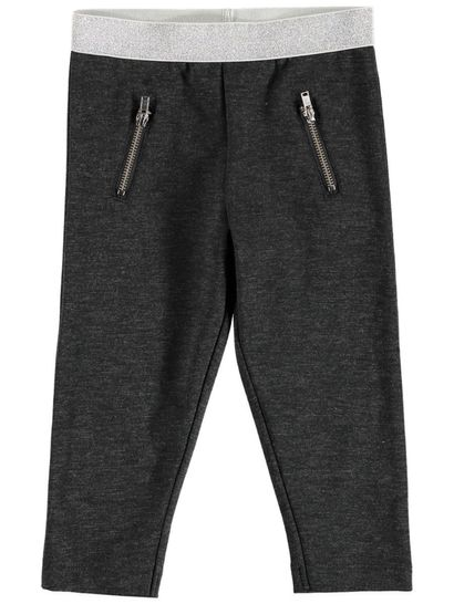 Toddler Girls Ponti Pants