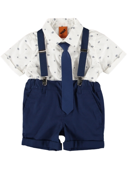 Toddler Boys 4 Piece Set