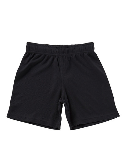 BLACK BOYS SPORTS MESH SHORTS