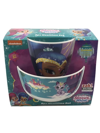 Shimmer And Shine Cup And Bowl Set