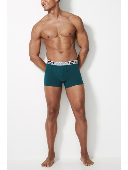 Mens Bonds Fly Front Trunk