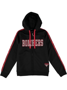 Youth Afl Bonded Fleece Jacket
